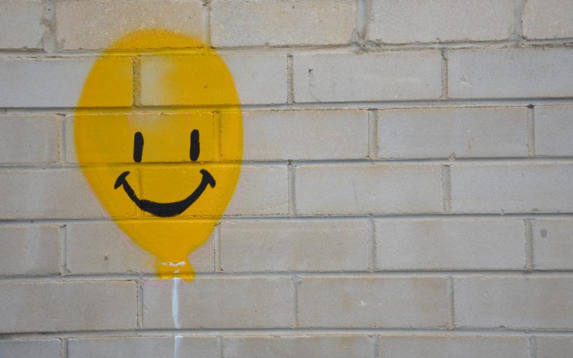 ballon mural